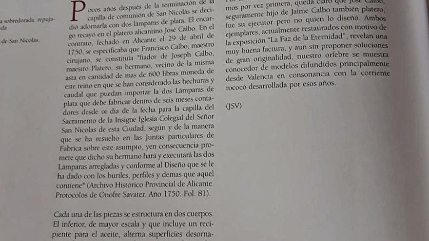 El historiador Joaquín Sáez Vidal acusa de plagio a Alejandro Cañestro