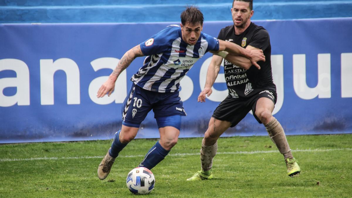 Alcoyano - Peña Deportiva: Las imágenes del partido