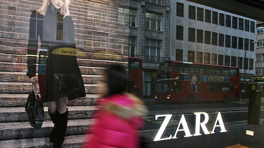La segunda ola aviva el giro 'online' de Inditex, con más de 500 tiendas cerradas en Europa