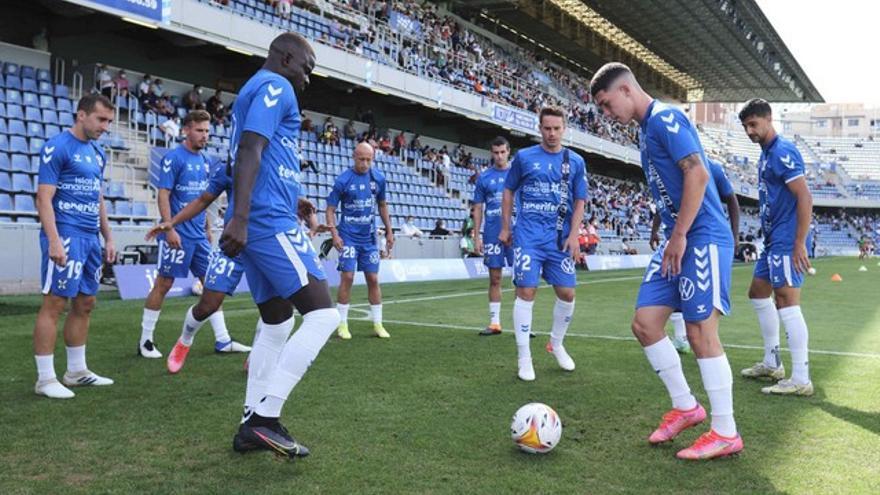 El Tenerife vence a la Ponferradina
