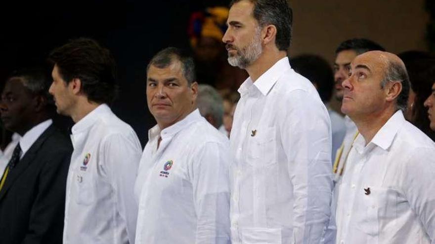 Maduro desiste de asistir a la Cumbre Iberoamericana, que aborda la crisis de Venezuela