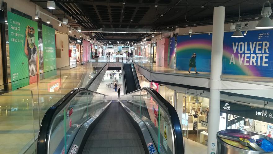 El Centro Comercial Porto Pi Centro certifica con AENOR sus espacios frente al COVID-19