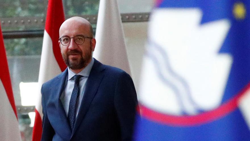Michel propone recortar un 2% el presupuesto pero mantener el fondo de recuperación