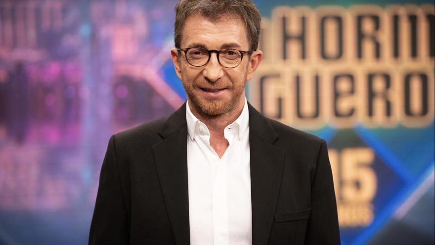 Pablo Motos, galardonado con el Premio Joan Ramón Mainat del FesTVal