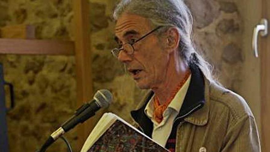 La Mar d'en Manassa acull la Cala Poètica amb Enric Casassas