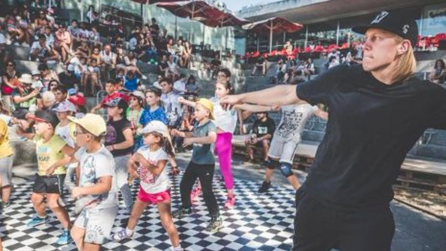 O Marisquiño arrancará con una escuela gratuita para futuros skaters, breakers, riders y players