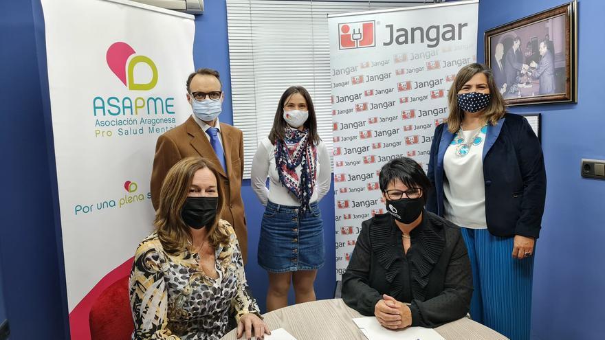 Asapme y Jangar promueven la inclusión laboral