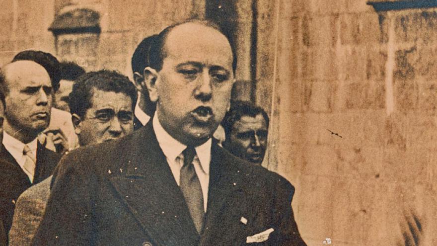 Telemitin de Gil-Robles en el Palacio Valdés