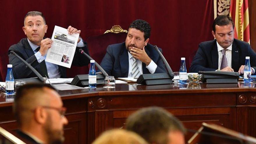 Diputación reclama una mayor inversión para combatir la despoblación
