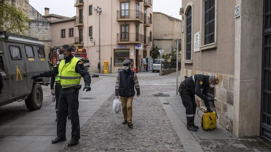 La mortalidad en las residencias por coronavirus se contiene en Zamora con tres fallecimientos