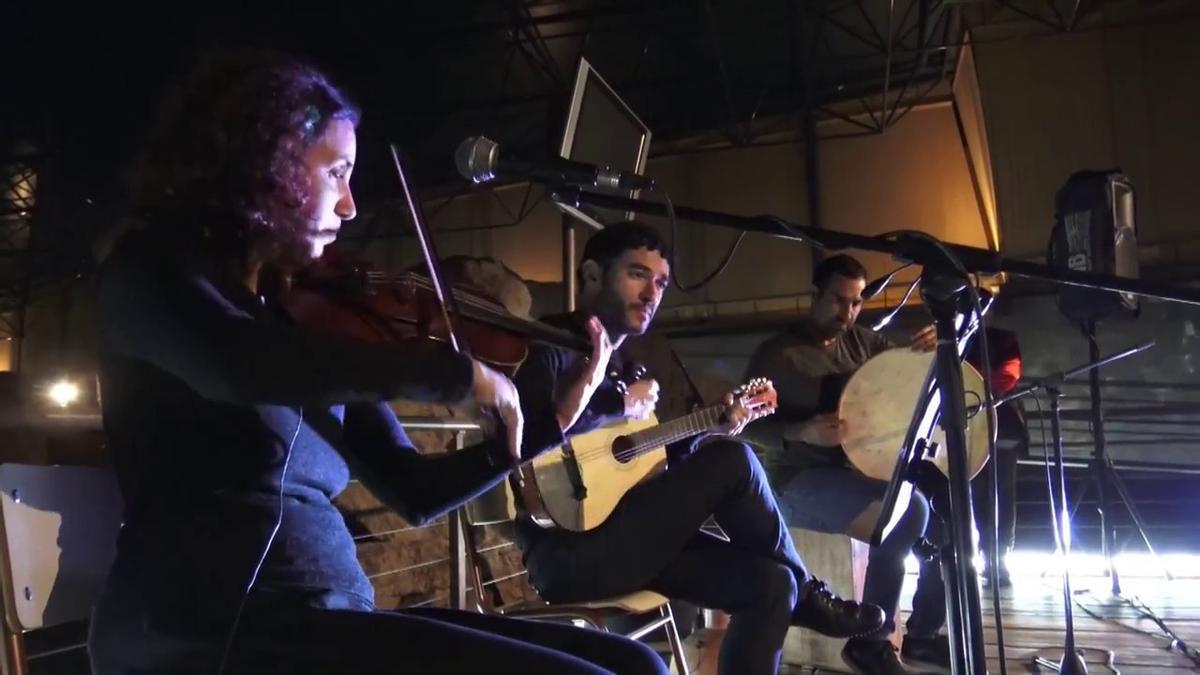 La Cueva Pintada organiza dos visitas nocturnas con música en directo en la primera quincena de diciembre