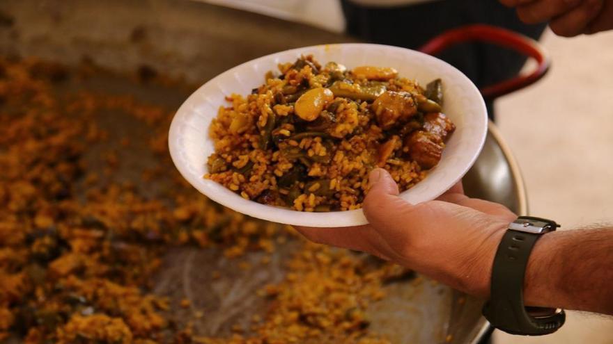 Paella de marisco o paella de carne ¿cuál es la preferida en Castellón?