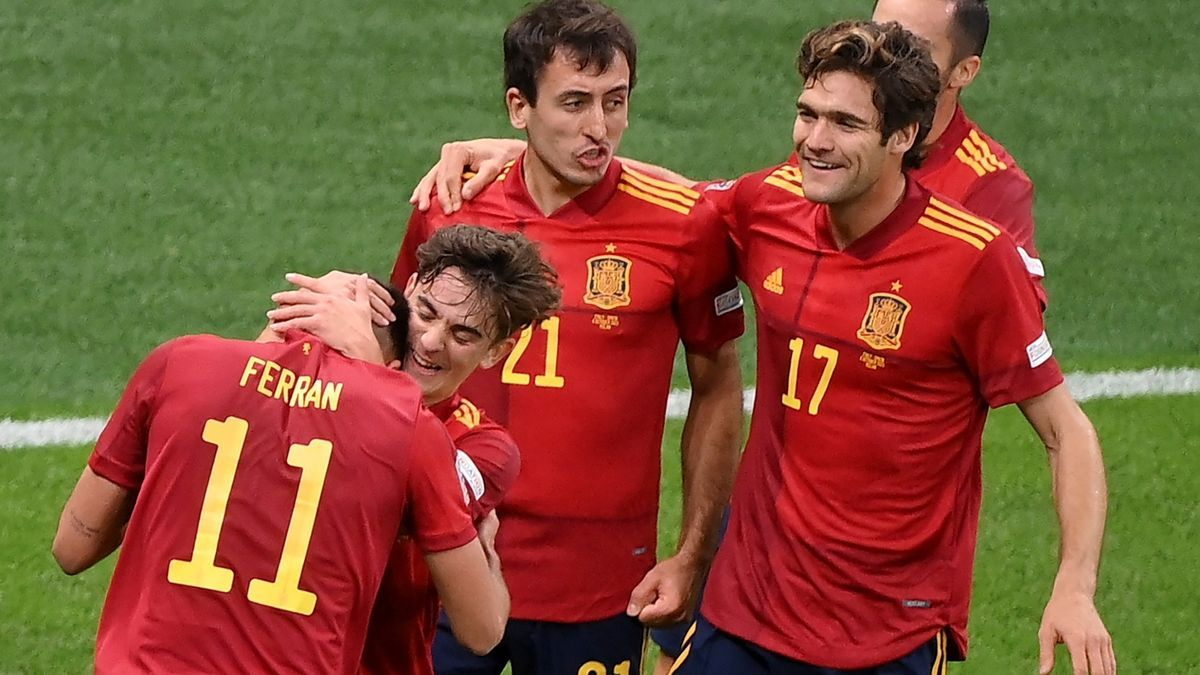 Liga de Naciones | Italia - España