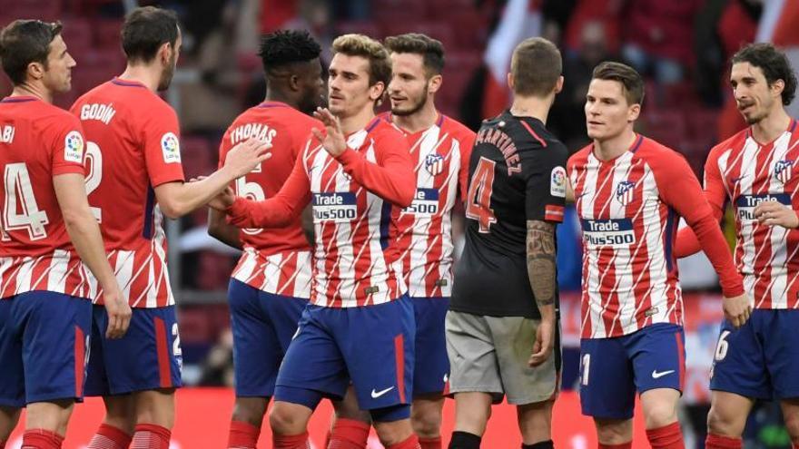 El Atlético comfirma su pase ante el Copenhague