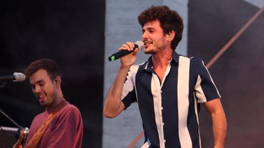 El cantant Miki Núñez guanya el premi Disc Català de l'Any de Ràdio 4 per «Iceberg»