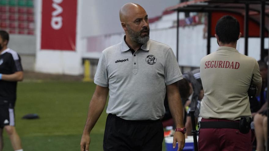 """Movilla, tras el Zamora CF - Ponferradina: """"Ha sido un espectáculo evitable"""""""