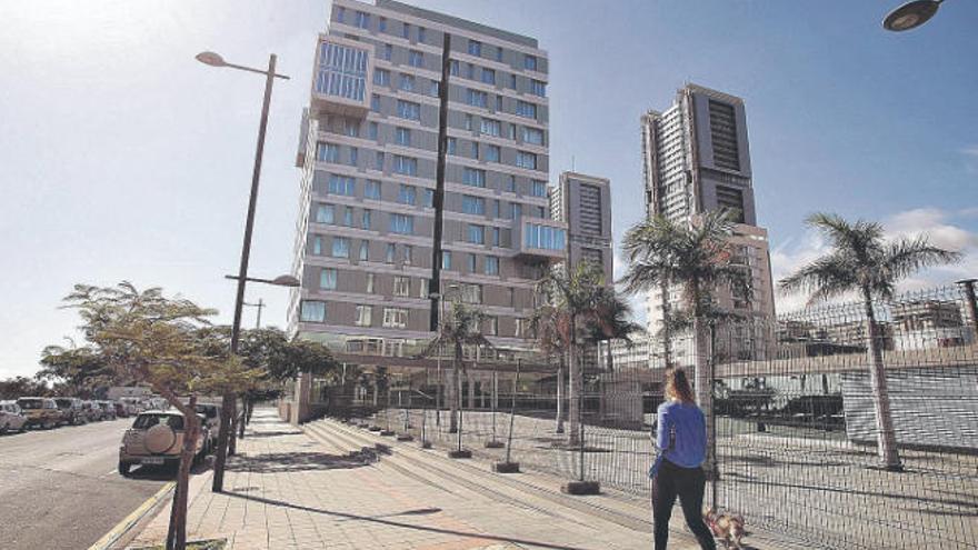El Ayuntamiento y la Justicia avanzan en la recuperación del dinero de Las Teresitas