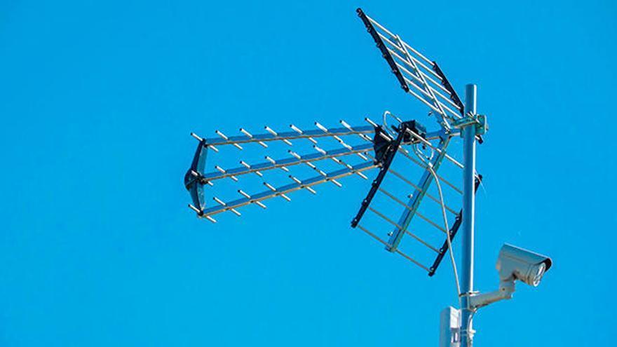 Nueva adaptación de antenas de TDT para dar paso a la tecnología 5G