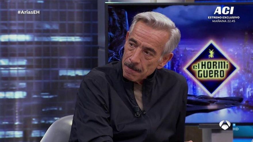 """Imanol Arias habla sobre su conflicto con Hacienda en 'El Hormiguero': """"No creo que me metan en la cárcel"""""""