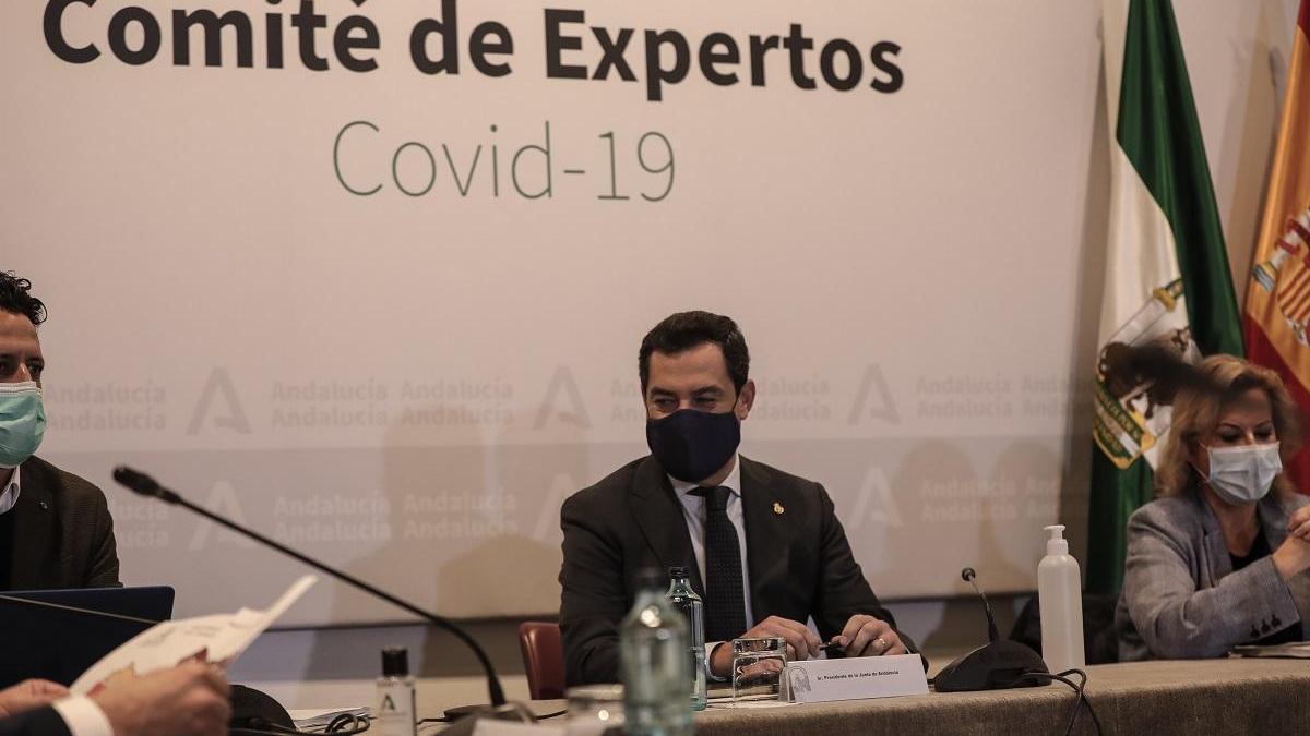 Nuevas restricciones por el coronavirus: Andalucía se cierra pero mantiene la movilidad entre provincias