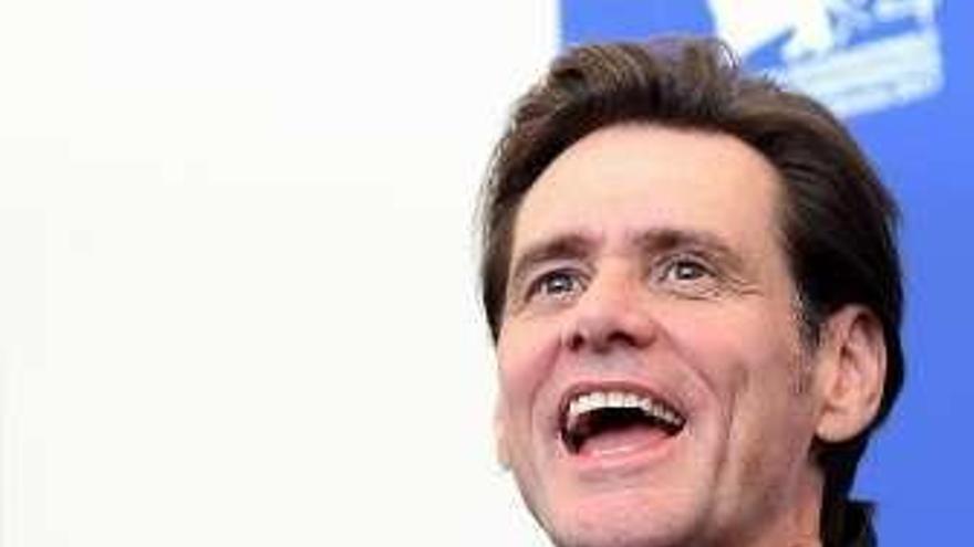 """Jim Carrey: """"Hay un personaje que me ha interpretado toda la vida, no soy yo"""""""