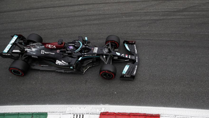 Bottas saldrá primero en el sprint de Monza
