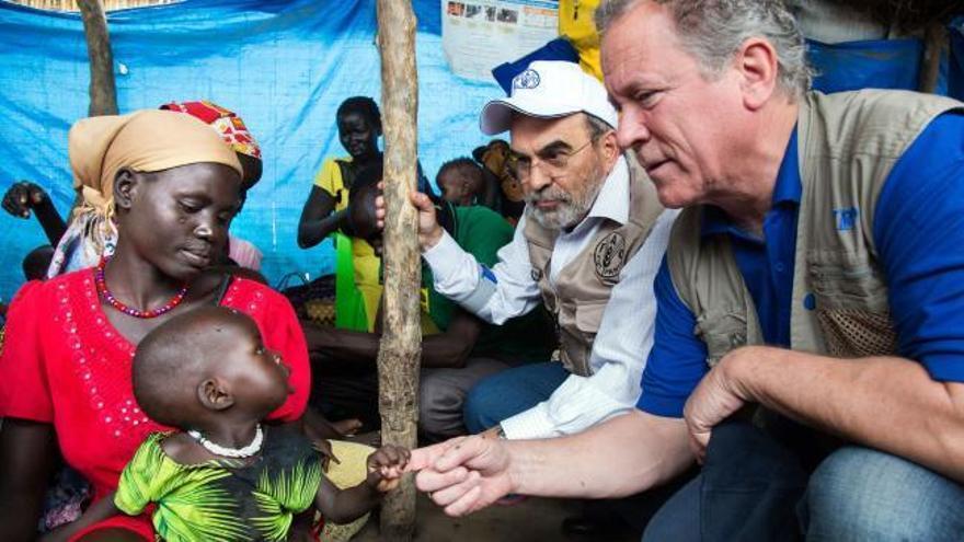 El Programa mundial de Alimentos de Naciones Unidas gana el Nobel de la Paz