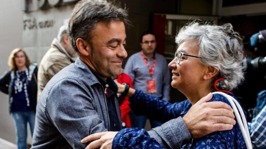 Ana González y Tuero se disputarán la candidatura a la Alcaldía de Gijón por el PSOE en una segunda vuelta de las primarias