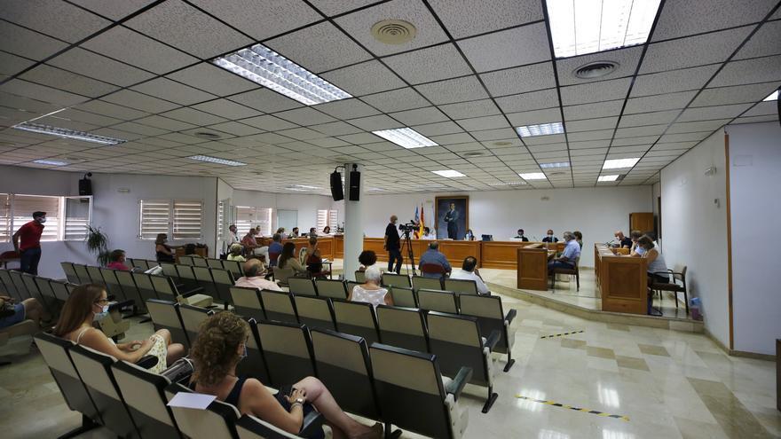 El PP suprime debates y preguntas en las actas de las comisiones de pleno