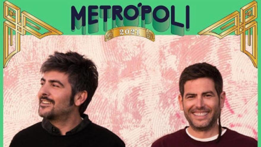 Metrópoli: Estopa