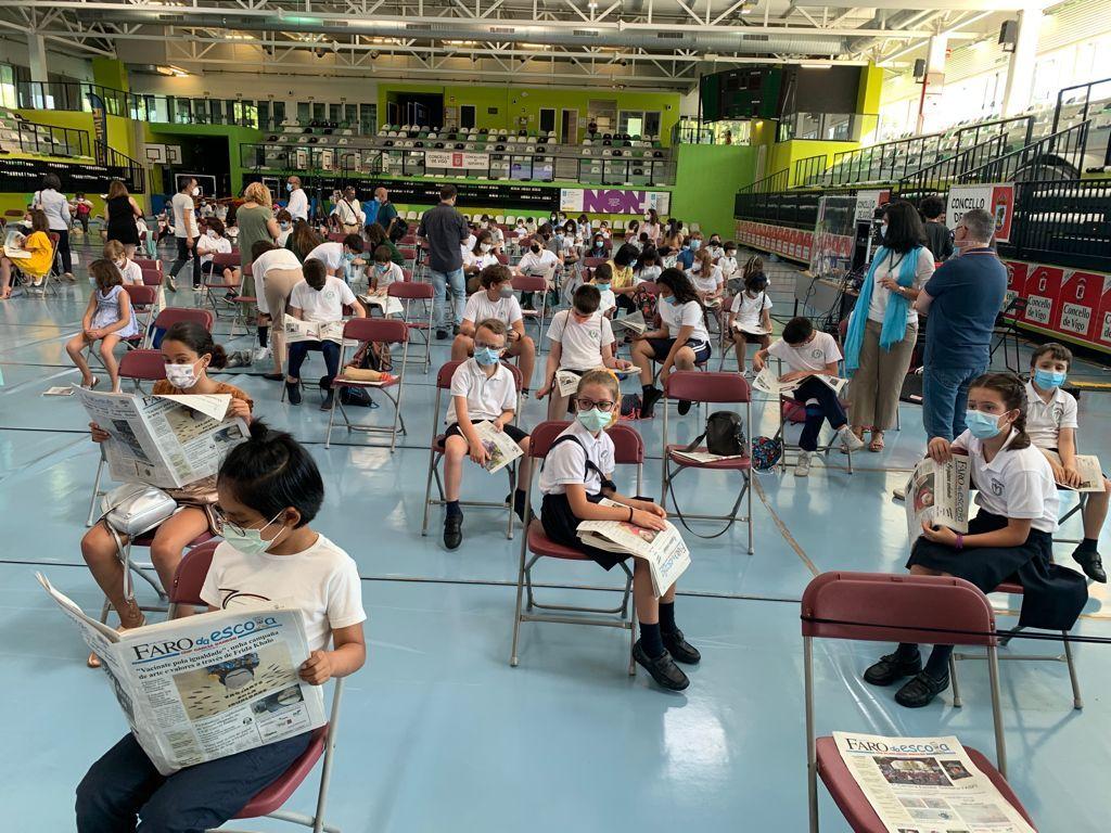 Faro da Escola entrega los premios de su sexta edición