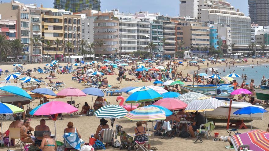 Sensores para medir la calidad de la arena, las corrientes y el aforo de las playas