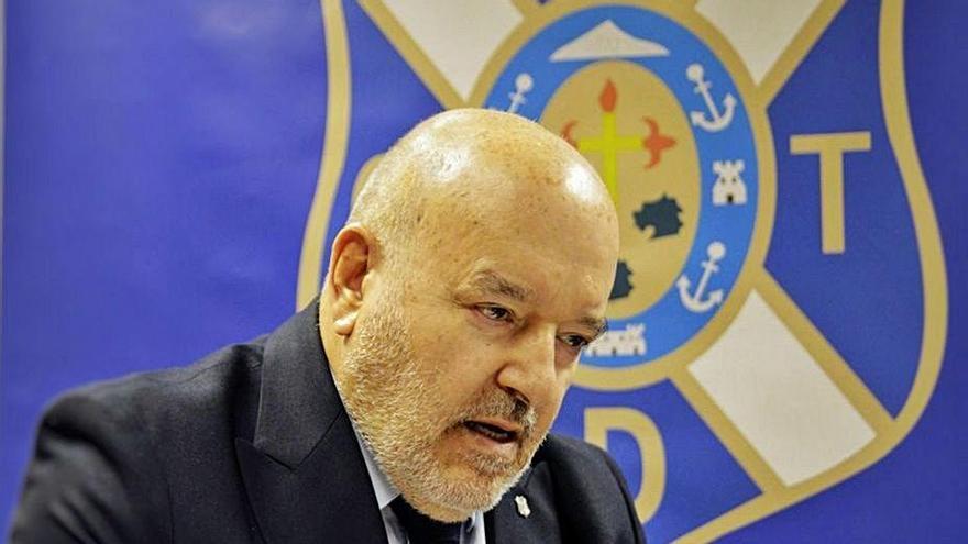 Miguel Concepción no ha decidido si continuará en el club.