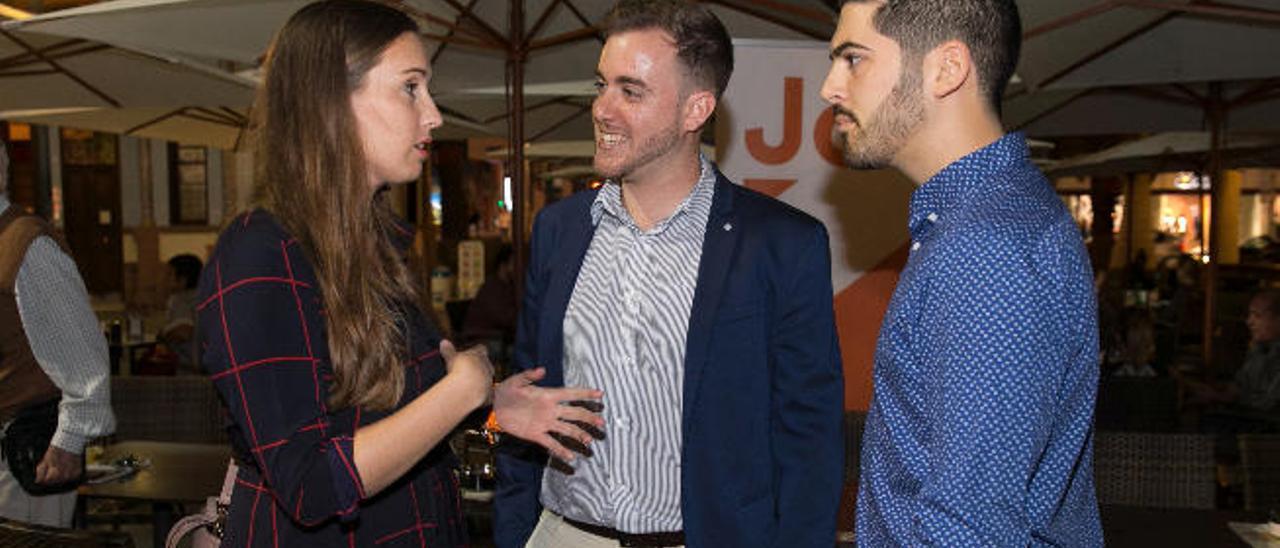 Aumentan un 7% los afiliados en Ciudadanos en Canarias en un mes