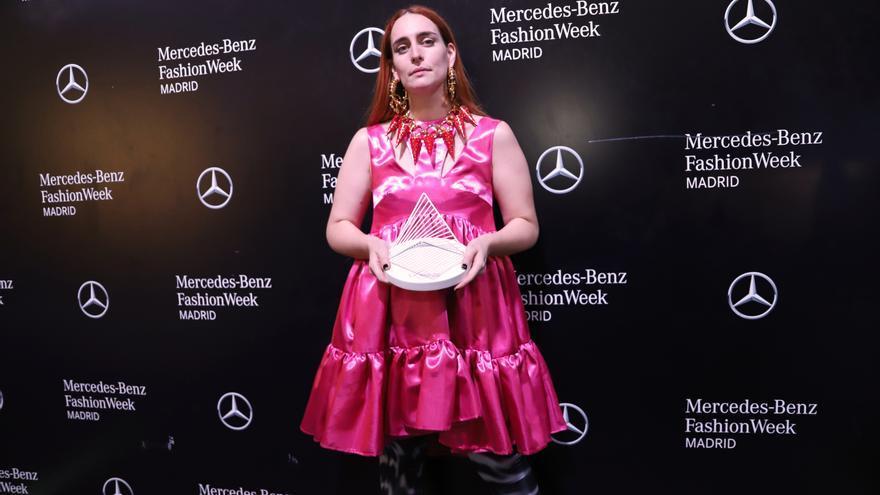 La valenciana 404 Studio gana  la Mercedes-Benz Fashion Talent