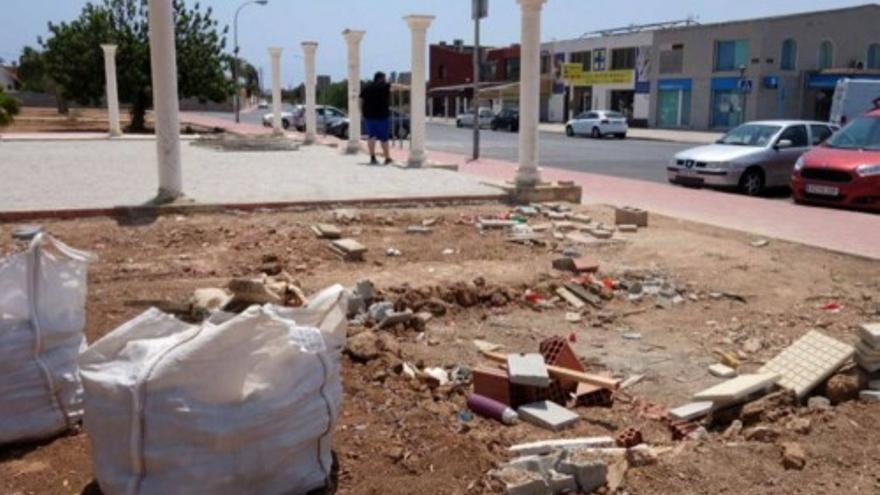 El PSOE se persona como acusación popular en la investigación de la construcción de un parque en San Luis