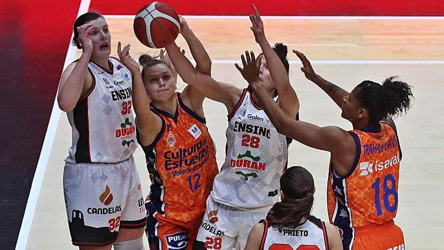 El Valencia Basket defiende su liderato