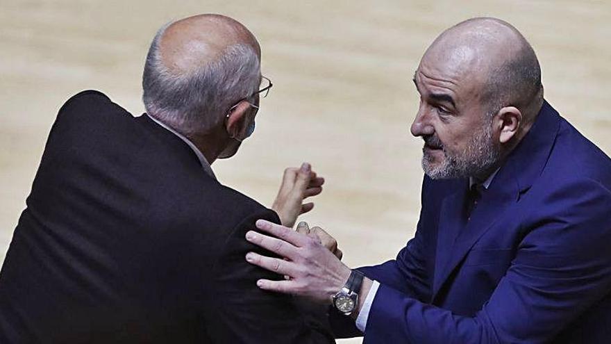 """Ponsarnau: """"Creo que el Zenit va a saber ganar sus partidos"""""""