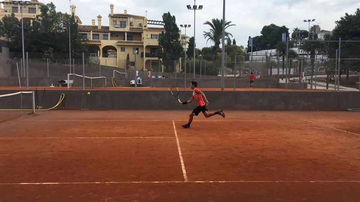 Torneo Internacional de Tenis Júnior Mijas Bowl.