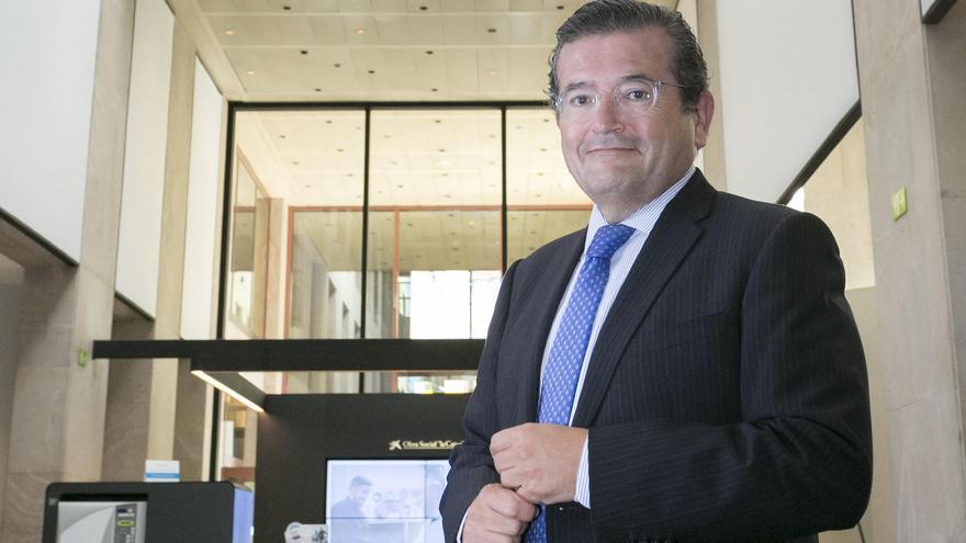 Juan Ramón Fuertes dirigirá la dirección territorial de Caixabank en Canarias