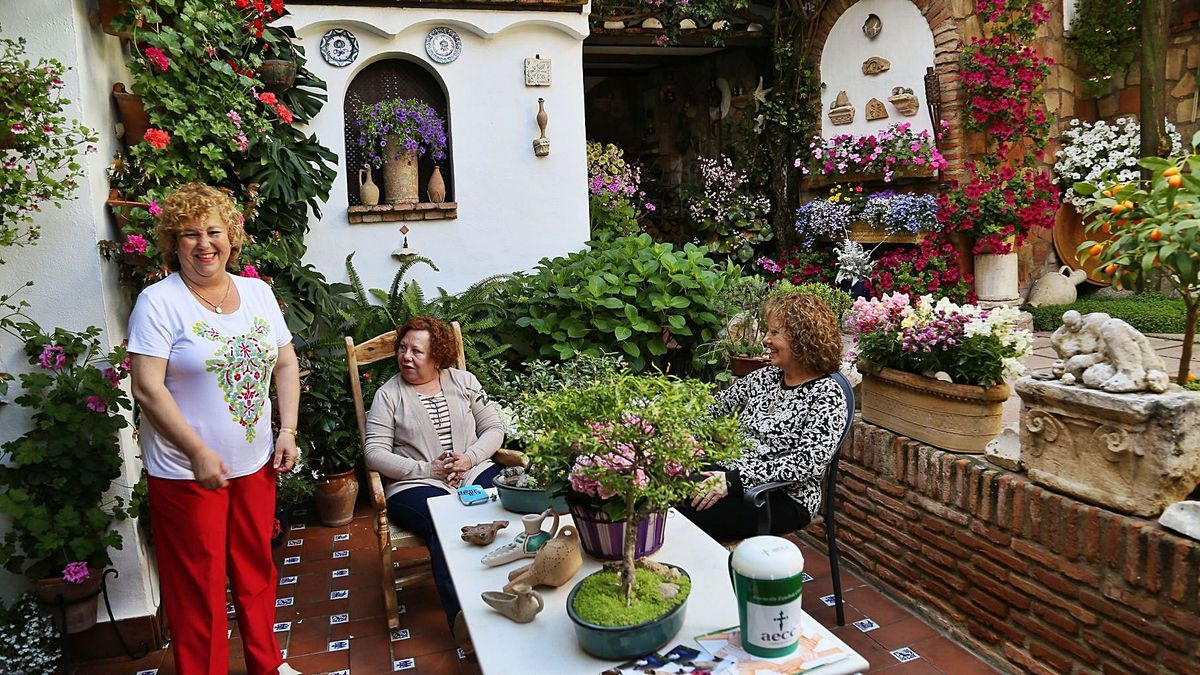 Barrionuevo 22 | Uno de los patios 'ilustres', ausente los últimos años.
