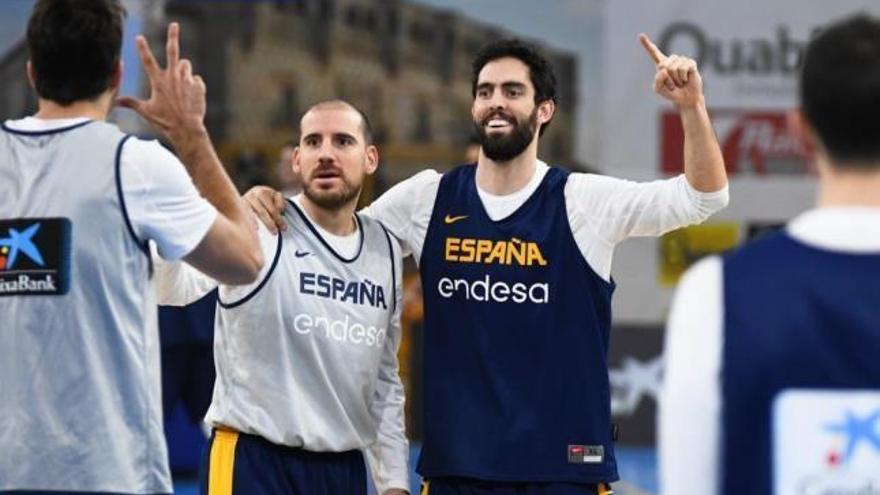 Espanya afronta amb els deures fets la visita a Letònia camí del Mundial