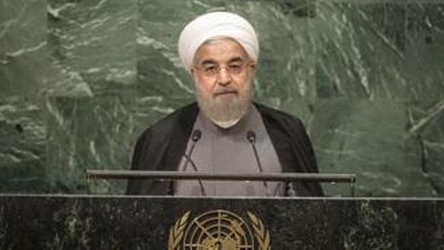 Irán amenaza con volver a enriquecer uranio