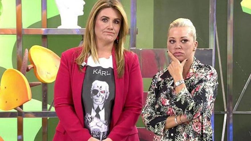 Carlota Corredera, criticada por asociar 'subnormal' con síndrome de Down