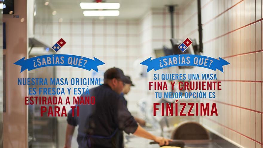 Domino's Pizza abre un establecimiento en El Palo que creará 29 empleos