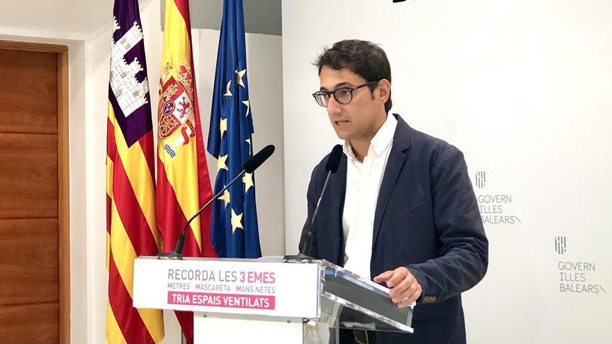 """Negueruela, sobre nuevas restricciones: """"Hay que dar margen a las últimas"""""""