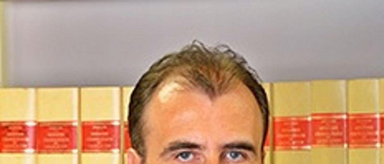 El abogado valenciano Andrés Morey, miembro de Juristas Contra el Ruido. | | LP/DLP