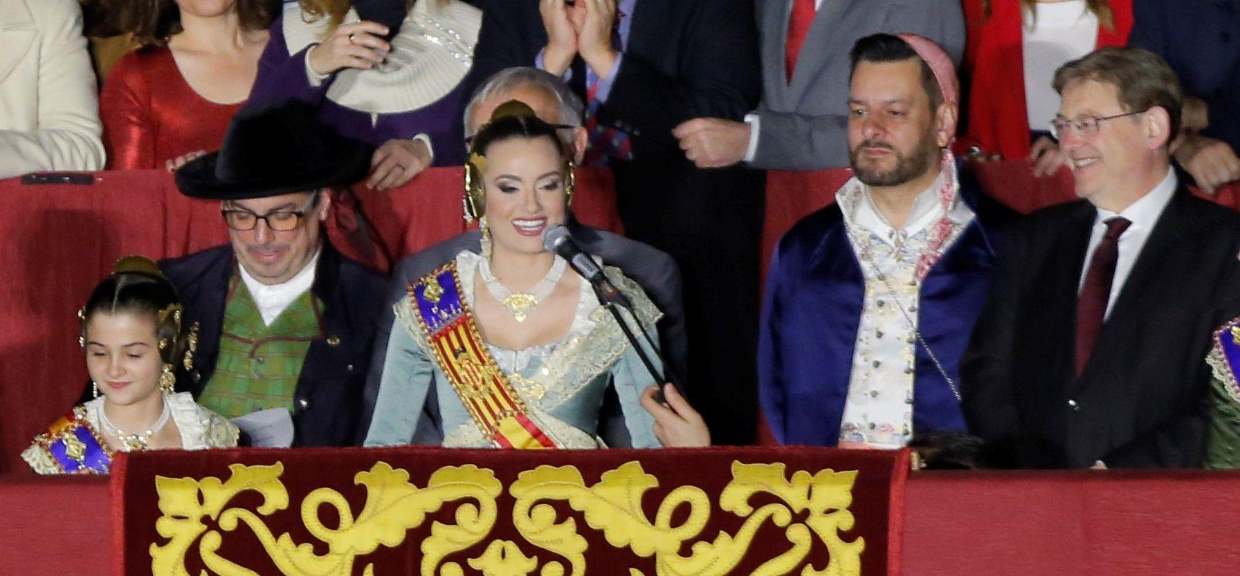 El primer año de Consuelo y Carla como Falleras Mayores de València