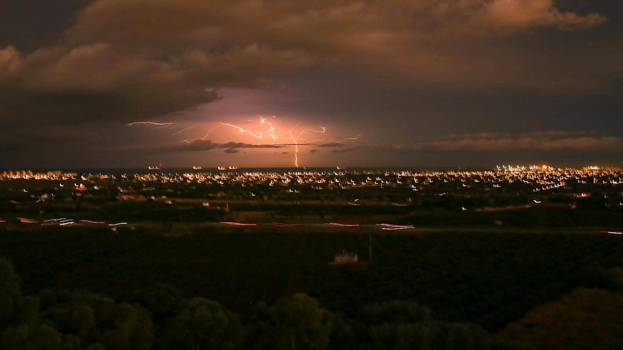 Las imágenes más impactantes del temporal