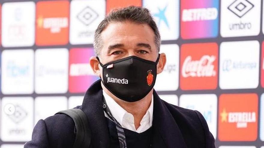 """Luis García: """"El Almería es, junto al Mallorca, el equipo que practica el fútbol más vistoso"""""""